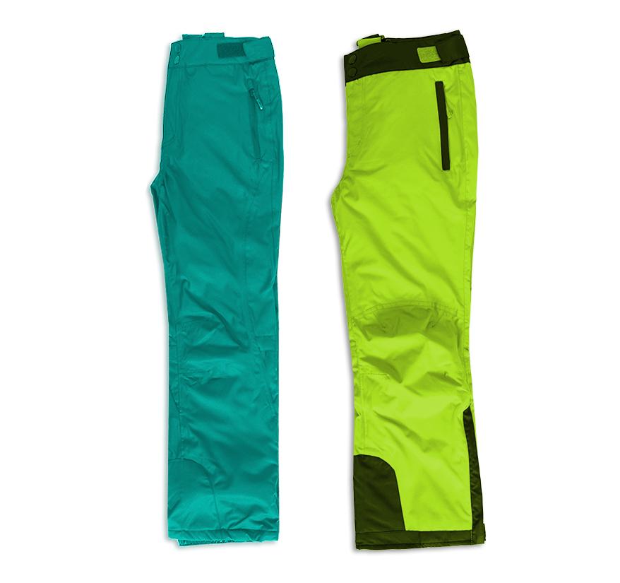 ak ubrać małego narciarza_spodnie