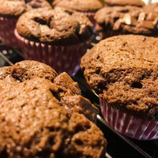 czekoladowe muffinki - head